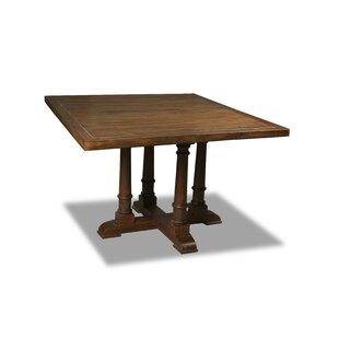 Gracie Oaks Kendrick Solid Wood Dining Ta..