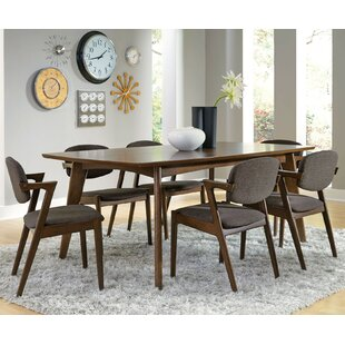 Driffield 7 Piece Dining Set Corrigan Studio