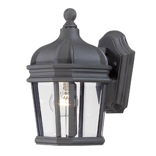 Great Outdoors by Minka Harrison 1-Light Outdoor Wall Lantern
