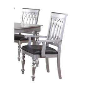 Brame Upholstered Dining Chair (Set of 2) by House of Hampton