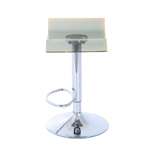 GroveHill Height Adjustable Swivel Bar Stool By Metro Lane