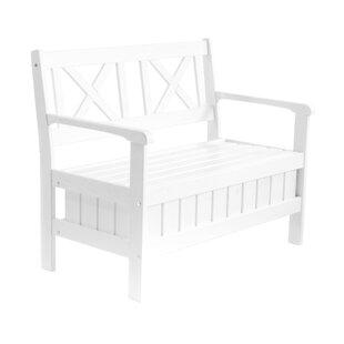 Daucourt Wooden Bench Image