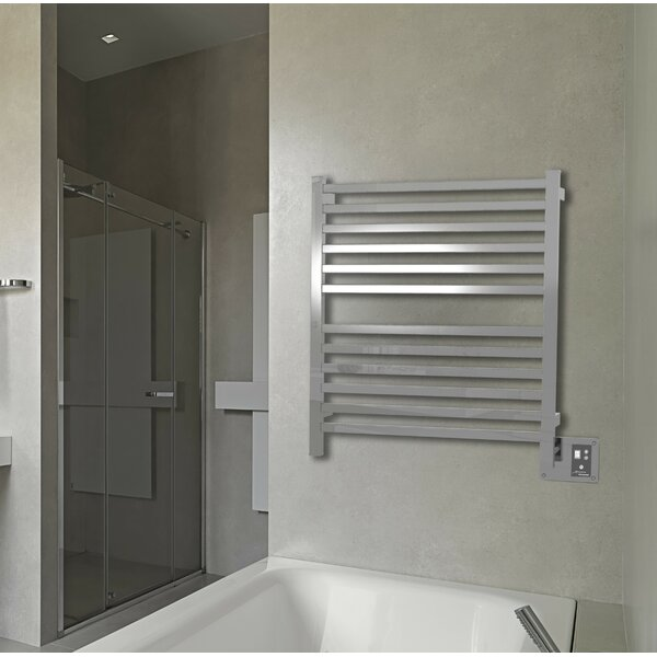 Amba Quadro Dual Purpose Wall Mount Electric Towel Warmer Wayfair