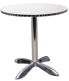 Metal Dining Table by H&D ..