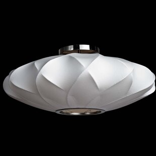 Legion Furniture 1-Light Semi-Flush Mount
