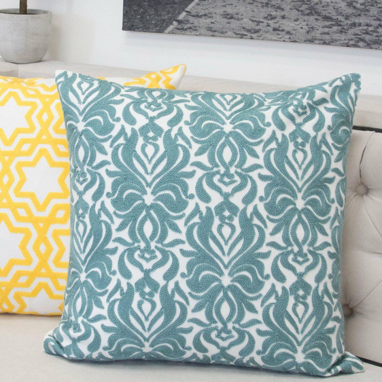 Charlton Home Castorena Indoor Outdoor Cotton Throw Pillow Wayfair