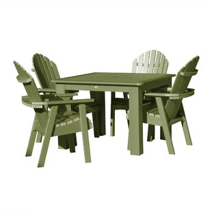 Magaw 5 Piece Dining Set