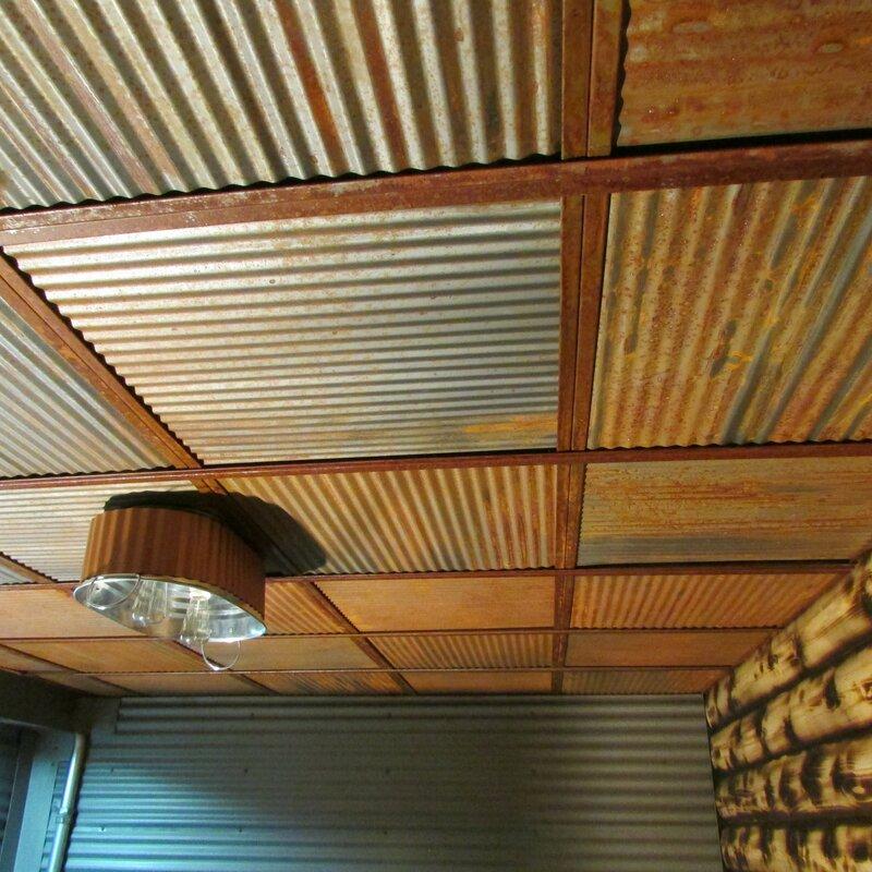 Outdoor Drop Ceiling Tiles