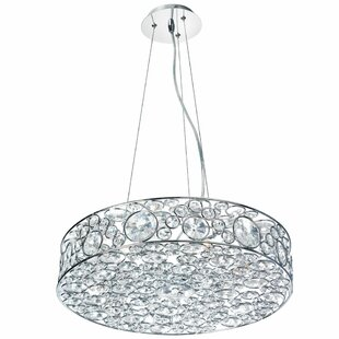 Radionic Hi Tech Lynda 6-Light Chandelier