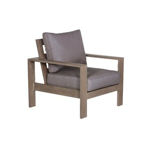 Potsdam Club Chair with Cushion