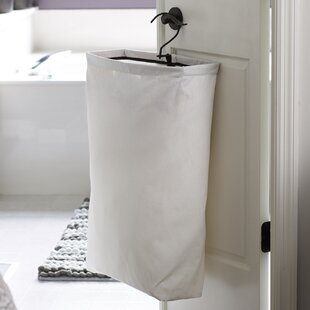 Hanging Hamper Laundry Bag With Trim
