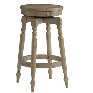 Abigail 30 Swivel Bar Stool Mistana