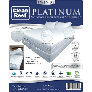 Platinum Polyester Mattress Pad