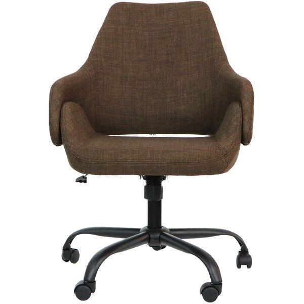 Wheels Desk Chairs Wayfair
