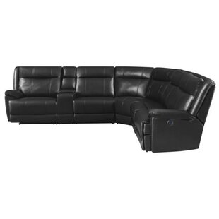 Shop Avicia Reclining Sectional by Red Barrel Studio