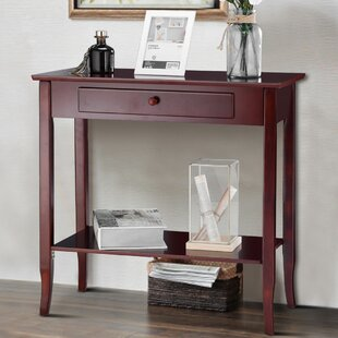 Wolverton 2 Tier Console Table By Red Barrel Studio