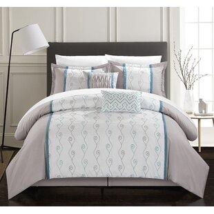Pedersen 10 Piece Comforter Set