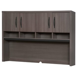 Desmond 48 H x 72 W Desk Hutch by Ivy Bronx