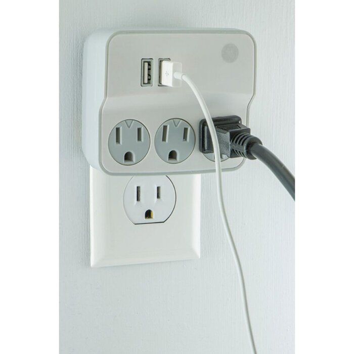 GE Current Tap Wall Mounted Outlet & Reviews   Wayfair.ca