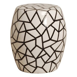Zaria Ice Ray Garden Stool