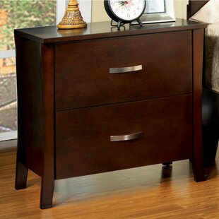 Wavel 2 Drawer Nightstand by Red Barrel Studio