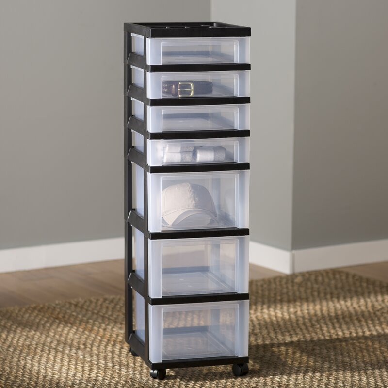 Wayfair Basics 7 Drawer Storage Chest