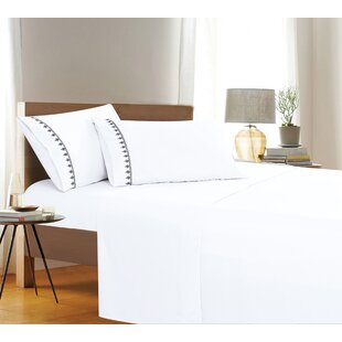Ayan Soft Brushed Sheet Set
