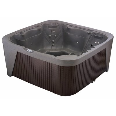 DayDream 6-Person 25-Jet Plug and Play Hot Tub with Waterfall AquaRest Spas