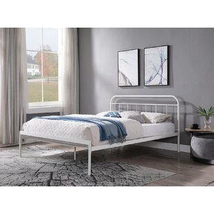 Eby Bed Frame With Mattress By Williston Forge