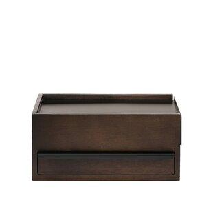 Stowit Wood Organiser Box By Umbra
