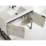 Alister 21'' Single Bathroom Vanity Set with Mirror by Wrought Studio™