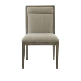 Bernhardt Profile Upholstered Dining Chair