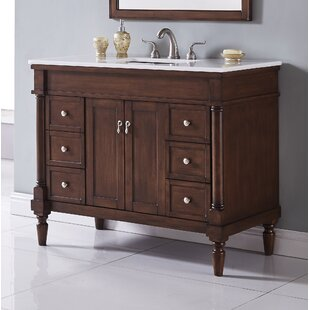 Medium Wood Bathroom Vanities Joss Main