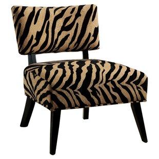 Oversized Slipper Chair