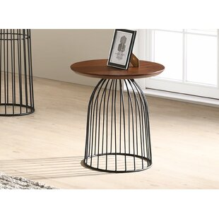 Renwick Wooden End Table
