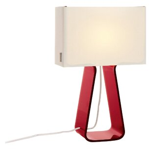 Colorful Tube Top 14'' Table Lamp