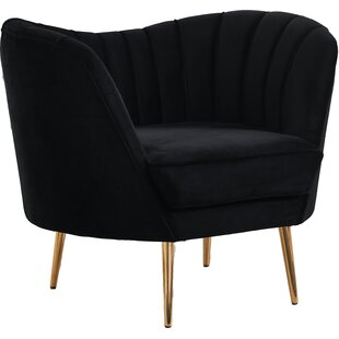 Everly Quinn Koger Barrel Chair