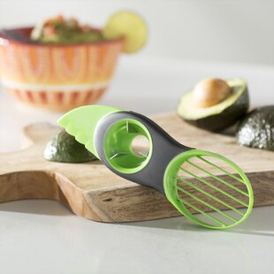 Good Grips Green 3-In-1 Avocado Slicer