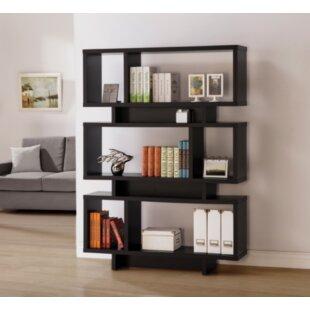 Halverson Geometric Bookcase by Orren Ellis