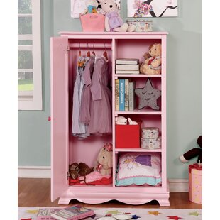 Eiler Contemporary Youth Armoire by Harriet Bee