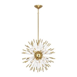 Robert Abbey Andromeda 8-Light Chandelier
