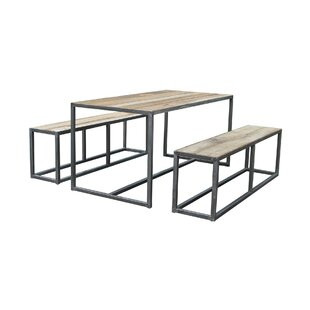 3 Piece Pub Table Set by BIDKh..