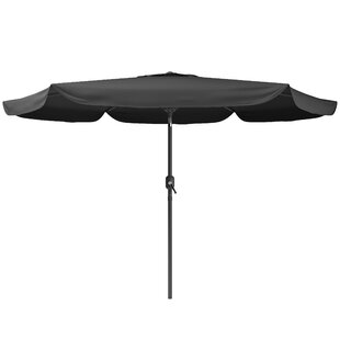 dCOR design Corliving 10' Market Umbrella