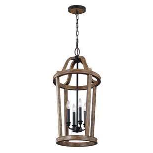 Loon Peak Saguaro 4-Light Foyer Pendant