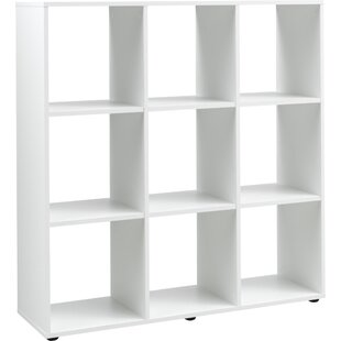 Ebern Designs Handler Cube Unit Bookcase
