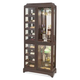 Beeney Espresso Beverage Bar Cabinet by Darby Home Co