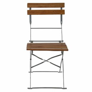 DeMelo Foldable Garden Chairs (Set Of 2) Image