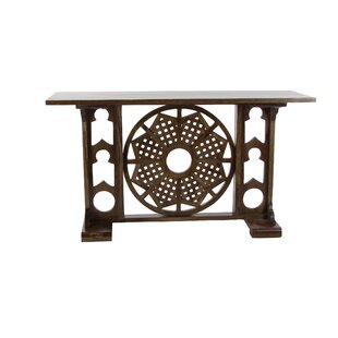 Halleck Traditional Console Table