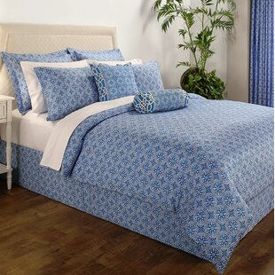 Cowling 100% Cotton Reversible Comforter Set by Bloomsbury Market