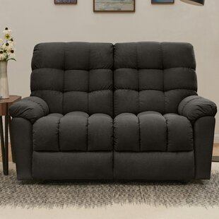 Maxfield Tufted Reclining Loveseat